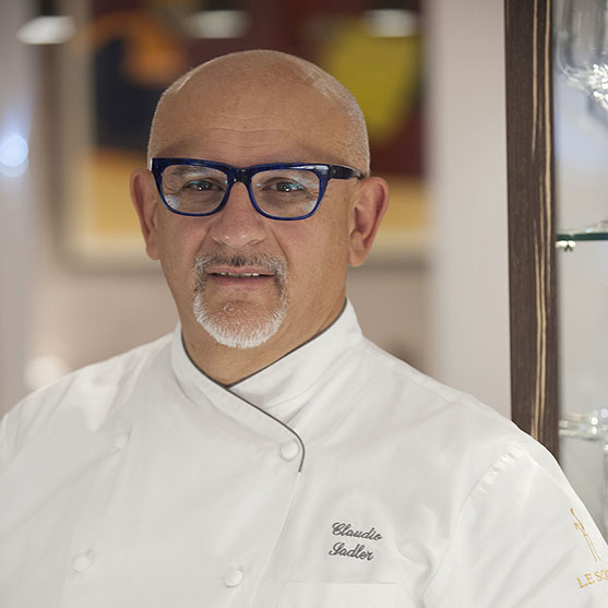 Chef Claudio Sadler