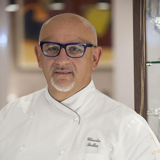 Chef Claudio Sadler