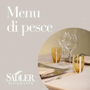Claudio Sadler Menu di Pesce