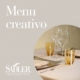 Menu creativo Sadler