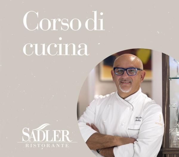 Corso di Cucina Sadler