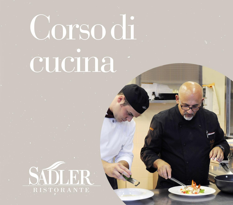 Corso di cucina – Sadler